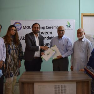 Akhuwat Foundation and TAKMIL's Partnership for out-of-school children in Pakistan